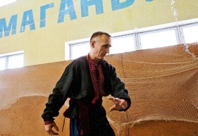 Український Далекобійний Стиль.